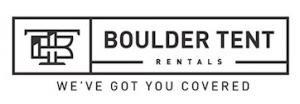 Boulder Tent
